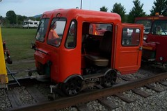 100_3307 (primemover88) Tags: speeder railcar excursion narcoa elkins wv west virginia durbin greenbrier valley railroad