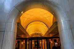 Rodin Studios (Emilio Guerra) Tags: 1162016 2016 2016walk 6denoviembrede2016 6xi2016 6112016 boroughofmanhattan islandofmanhattan mn nyc newyorkcity newyorkcityneighborhoods manhattan midtown newyorkcounty november6 otherkeywords nyclpc newyorkcitylandmarkspreservationcommission landmark paseodel6denoviembrede2016 8947avenue apartmentbuilding builtin1917 cassgilbert cassgilbert191617 frenchgothic lp1571 midtownwesttheatredistrict rodinstudios