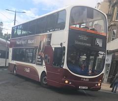 Lothian Buses 828 SK07 CAO (05.06.2017) (CYule Buses) Tags: service16 wrighteclipsegemini transportforedinburgh lothianbuses 828 sk07cao