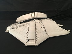 LEGO ID4 Independence Day Alien Fighter (aaron.fiskum) Tags: legofreaks legospace lego id4 indepenedence day space scifi science fiction alienfighter alien fighter legoid4 legoindependenceday bricks