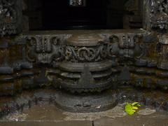 Wall art on entrance of Amruteshwar Temple (rajkumardongare) Tags: amruteshwar temple wall art carving bhandardara ranwadi ratanvadi ratangad ratanwadi stoneart