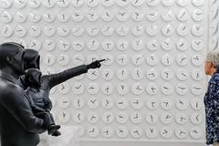 tempus fugit (Werner Schnell Images (2.stream)) Tags: ws uhr uhren biennale venezia 2017 giardini venedig venice korean pavillon leewan propertime biennaledivenezia