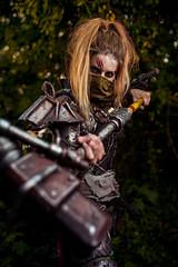Raider (azproduction) Tags: anime cosplay game girl raider fallout falloutii falloutnewvegas