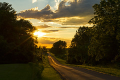 Setting the World on Fire (Matt Champlin) Tags: kennychesney pink country song fire worldonfire love life random sunset summer adventure new change rural theroad canon 2017 skaneateles cny