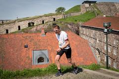 IMG_2989 (Grenserittet) Tags: festning halden jogging løp