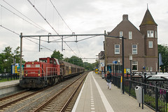 DBC 6469 met Electrolux te Bodegraven, 11-07-2017 (Pieter Plas) Tags: bdg bodegraven electrolux dbc 62071 alphen 6469