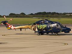 Royal Danish Navy | Westland WG-13 Super Lynx Mk90B | S-191 (FlyingAnts) Tags: royal danish navy westland wg13 super lynx mk90b s191 royaldanishnavy westlandwg13superlynxmk90b rdn saxonair norwichairport norwich nwi egsh