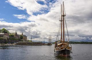 Oslo - The Oslofjord