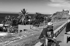 Tarde en San Juan (E S M Photography) Tags: street photography photooftheday hat caribbean caribe sanjuan sun summer hot