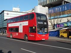 Stagecoach London - 19838 - LX61DDK (Waterford_Man) Tags: stagecoachlondon stagecoachselkent enviro400 lx61ddk 19838