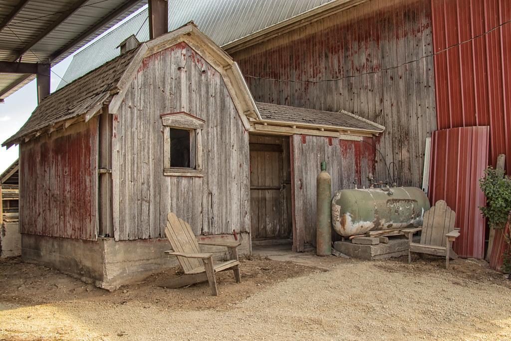 Whiteside Barn Tour