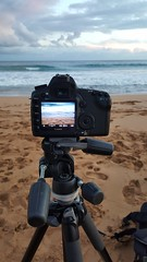 Canon 5D mk 2 (darragh_photographics) Tags: australia sunset canon5dmk2 beach sand warrnambool moyjil pointritchie canon1740mm