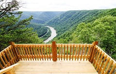 New River Gorge National Scenic River (patchais) Tags: nps new river gorge national scenic park service west virginia grandview turkey spur