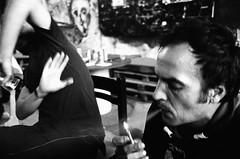 Pojdi proč (Eros.Brajko) Tags: blackwhite blackandwhite black analog inde ilford film fomapan pentax people photography portrait dark spotmatic afterhours