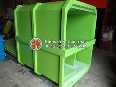 Pengadaan Kontainer Sampah Fiberglass dan Plat Besi Via LPSE (Ramdhani Jaya) Tags: kontainer sampah news bak karoseri