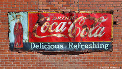 Delicious Refreshing - Rust (Electric Crayon) Tags: sign cocacola rust decay vintage pacificnorthwest washingtonstate whitmancounty rosalia usa unitedstates america canoneos6d electriccrayon patrickmcmanus