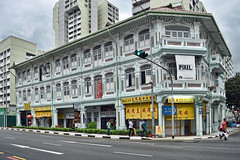 Conservation Shophouses (chooyutshing) Tags: conservationshophousesjalan besar singapore