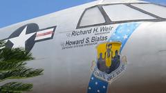 Convair B-58 Hustler (Flagman00) Tags: kellyafb kellyfield usaf sanantoniotx airbase military aircraft static display historic coldwar kellyusa convair b58 hustler supersonic bomber nuclear 43d bombardment wing