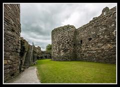 South Walls (veggiesosage) Tags: angelsey beaumaris beaumariscastle wales aficionados gx20 castle