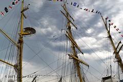 El Velero Rumano Mircea es un velero del tipo barca de tres mástile  (10) (javier_cx9aaw) Tags: elero rumano mircea
