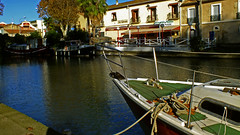 canal du midi_edited-1 (gazvandy) Tags: canaldumidi canal midi languadoc beziers water boats rest mediterranian