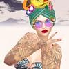 # Mili # 3532 (Mili Miklos (Inventory Mess Blog/Mili Mix)) Tags: {nantra} vintagefair speakeasy empire hellodave yummy n21 collabor88 nyas lelutka ikon maitreya ysys