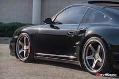 "ADVAN GT - Porsche Turbo - Hyper Racing Black • <a style=""font-size:0.8em;"" href=""http://www.flickr.com/photos/64399356@N08/35193035301/"" target=""_blank"">View on Flickr</a>"