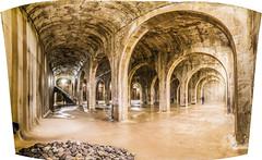 Antiguo depósito de Donostia
