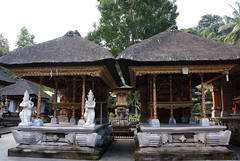Holy Spring water temple (MelindaChan ^..^) Tags: bali indonesia 印尼 巴里島 chanmelmel mel melinda melindachan life people