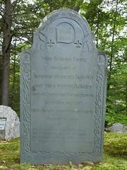 2017.06.19-18.13.58 (Pak T) Tags: bulkeley cemetery concord ewing grave graveyard headstone massachusetts panasonic1235mmf28 sleepyhollowcemetery
