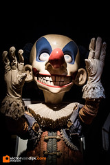Harry Potter the Exhibition (Victor van Dijk (Thanks for 4M views!)) Tags: harrypotter warnerbrothers movie film screenplay exhibition cinemec creepy clown eos m3 222 22mm fav fave faved favorite