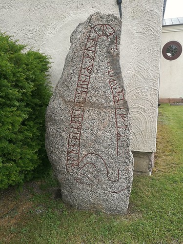 Runestone in Vist.