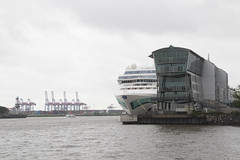 Norwegian Fjords Cruise (Steve~B) Tags: ncl cruise norwegian jade hamburg port germany cruiseterminal