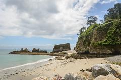 Morgat-16-1 (stevefge) Tags: bretagne brittany france morgat landscape reflectyourworld beach sand rocks sky
