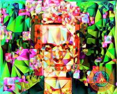 Frida Kahlo In Abstract Cubism Canvas Print (wingsdomain.com) Tags: wingsdomain fridakahlo frida kahlo rivera portrait portraits selfportrait andywarhol cubist cubism cubists abstract contemporary art pop popart surreal surrealist surrealism surrealists painter artist artists mexican mexico feminist feminism feminists flower flowers celebrity celebrities retro women woman lady ladies girl girls female icon symbol symbols face faces lip lips hair vintage old classic modern her his for wingtong buy purchase sell forsale prints poster posters framedprint canvasprint metalprint fineart wallart walldecor homedecor print photograph photography