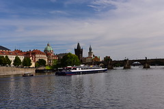 The Charles Bridge, Prague, Czechia, June 12, 2017 516 (tango-) Tags: praga prague praha cechia cecoslovacchia