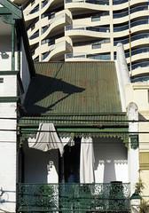 Sydney NSW 2017 (graeme37) Tags: sydney2017 darlinghurst terracehouse verandah victorianterracehouse urbanliviing