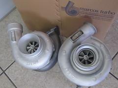 conserto turbina colhedoras cana (Marcos Turbo) Tags: turbina turbo holset he500fg hx55 colhedoracana conserto