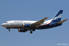 VP-BRI Aeroflot-Nord Boeing 737-5Y0 (Fabke's Aviation Photography) Tags: vpbri aeroflotnord boeing 7375y0 b737 b737500 b7375y0 bcn 2017 flying flyingmachine action aircraft canon photography fabke fabricehenneghien henneghien henneghienfabrice airborn airplane wings sky landinggear tail airlift airtransport air transport pilot pilots spotting cockpit spotter clouds cloud wind avgeek travelling