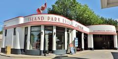 Island Park Esso, 1938 Art Moderne gem (Will S.) Tags: mypics artmoderne artdeco architecture gasstation fillingstation petrolstation esso exxonmobil exxon imperialoil ottawa ontario canada
