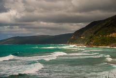Traverse waves (.KiLTRo.) Tags: lorne victoria australia trip kiltro greatoceanroad road ocean sea beach coast nature landscape seascape sky clouds