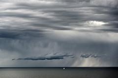 Rain and cloud (arkland_swe) Tags: rain regn cloud moln weather