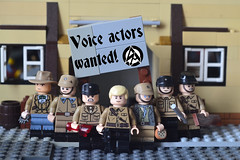 Voice actors needed! (Rage_Rex) Tags: lego stop motion brick film