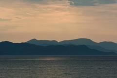 D71_6675A (vkalivoda) Tags: hory silueta mountain silhouette rujnica rilic croatia sunrays