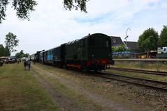 ZLSM 639 (vos.nathan) Tags: simpelveld svp zlsm zuid limburgse stoomtrein maatschappij ns nederlandse spoorwegen 500 600 700 639