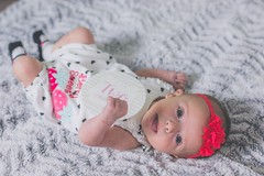 My healthy, BEAUTIFUL girl turned 2 months old! Love you to death Lily my silly gorgeous girl. (maxusiaa) Tags: newborn 2monthsold milestone beautifulbaby beautifulgirl daughter mommiesworld lovebug love liliana lily babygirl baby