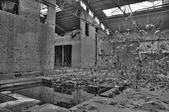 industrial building RZ01 #29 (jourbexia) Tags: italy italian europe european building buildings rural ruralexploration exploration interior inside decay decayed decaying derelict dereliction abandoned disused empty urbex urbanexploration ux urban architecture blackandwhite blackwhite bw black white grey gray greyscale grayscale mono monotone industry industrial factory factories