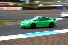 GT3 (aj.photos1) Tags: porsche 911 gt3 drift hairpin knockhill race circuit track super sport car german