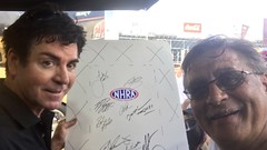 With, Papa John, Papa John's Pizza, 2017, NHRA, Nationals, at, Route 66, drag way, 7/8/2017, with my son, Freddie, and my son in law, Dimitri, Fred Weichmann, (Picture Proof Autographs) Tags: with papajohn papajohnspizza 2017 nhra nationals route66 dragway 782017 withmyson freddie andmysoninlaw dimitri fredweichmann nhranationals2017route66dragstripdragwaydragsterddragsterstopfuelfunnycarprostockhotwheelstommcewinnmongoosepapajohnspapajohnspizza picture pictures photo fan fans celebirties