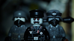 Lego Nazi Vampires (Force Movies Productions) Tags: war wwii world weapons wehrmacht wars lego helmet helmets gear second rifles rifle toy toys trooper troops troopers troop youtube army union custom guns gun ii minfig picture military minifig minifigs minifigure film firearms officer soldier pose conflict movie cool soldiers one photograpgh photo photograph animation scene scenes stopmotion frame history humor zombie brickarms bricks brickfilm brickmania brickizimo minfigco stalhhelm vampire nazi